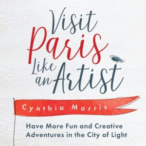 Paris travel creativity guide art writing