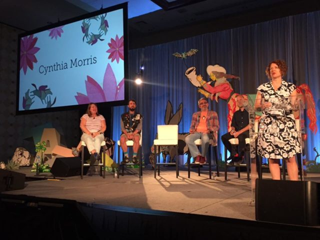 Cynthia Morris speaker creativity