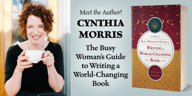 Cynthia Morris Tattered Cover book signing event author